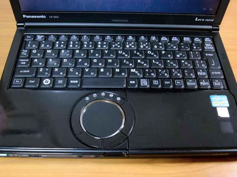 Panasonic CF-SX3